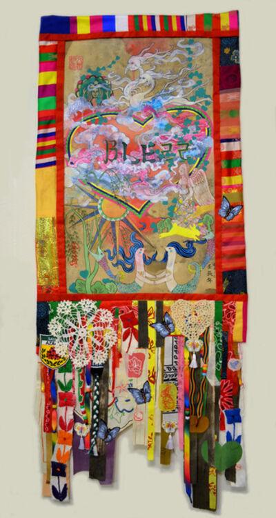 Jiha Moon, 'Double Bless', 2012