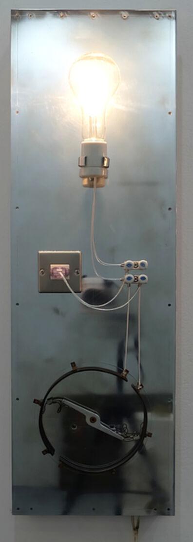 Satoru Tamura, 'Point of Contactfor Incadescent Lamp #19', 2016