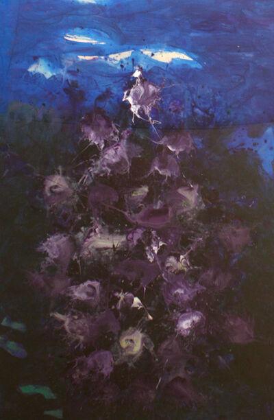 Jack Shadbolt, 'Flowering Bush #13', 1979