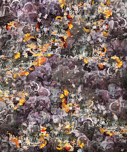 Nora Aslan, 'Things happen', 2011