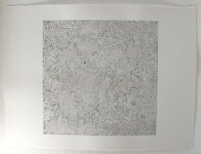 Teo Gonzalez, '10,000 Drops of Ink', 1995