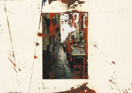 Gerhard Richter, 'Ohne Titel (6.4.91)', 1991