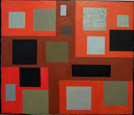 Alice Trumbull Mason, '#1 Towards a Paradox', 1969