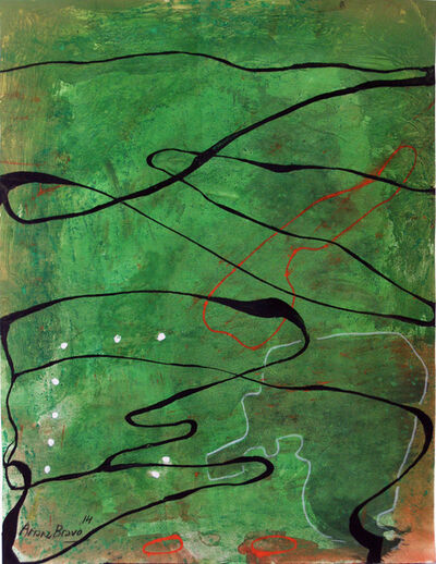 Eduardo Arranz-Bravo, 'Green-Green 6', 2014