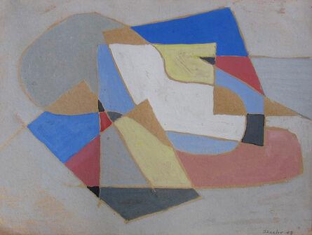 Charles Sheeler, 'Abstraction', 1948