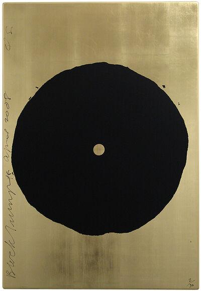 Donald Sultan, 'Black Trumpet April 2008', 2008