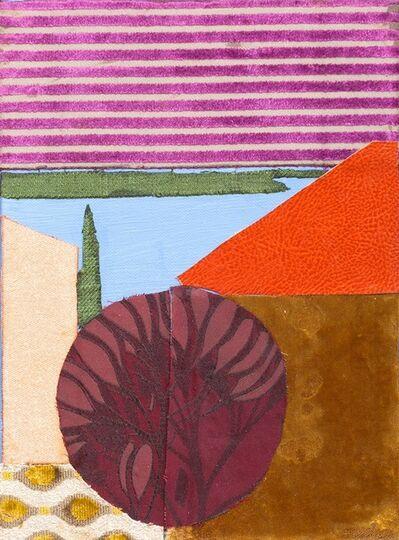 Julien Porisse, 'Cannes & Purple Sky', 2016