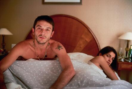 Nan Goldin, 'Joana and Aurèle in Bed, Paris', 2001