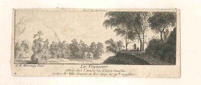 Antoine de Marcenay de Ghuy, 'The Passengers', 1775