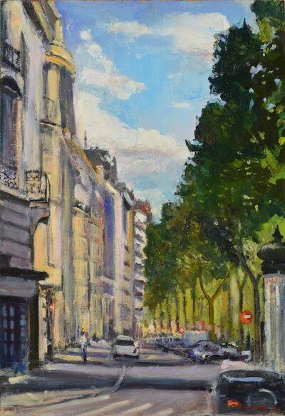 Lawrence Kelsey, 'Street in Paris', 2014