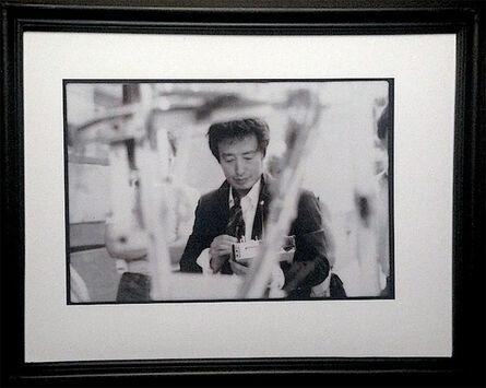 Paul Garrin, 'Nam June Paik & Robot K456 No.2, Madison Ave', 1980