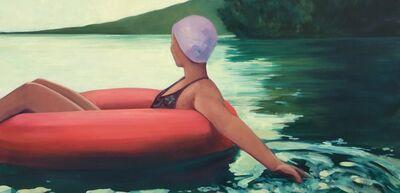 T.S. Harris, 'Evening Swim', 2010-2017