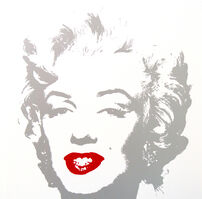 Andy Warhol, 'Golden Marilyn 11.35', 1967 printed later