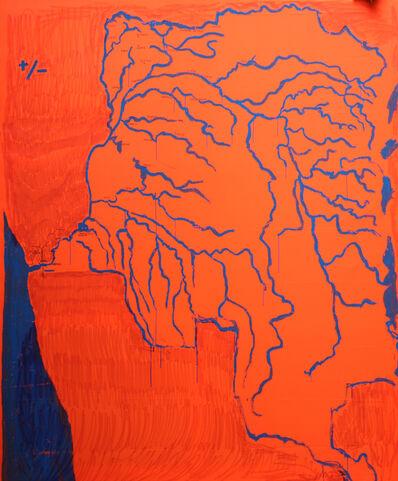 Damien De Lepeleire, 'More or less Africa (Congo river)', 2013