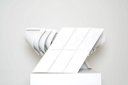 Edgar Negret, 'Puente Colgante', 1988
