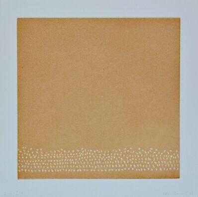Edda Renouf, 'Clusters (Plate 3)', 1976