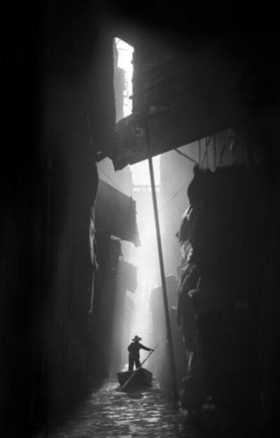 Fan Ho, 'Hong Kong Venice, Hong Kong', 1962/2011