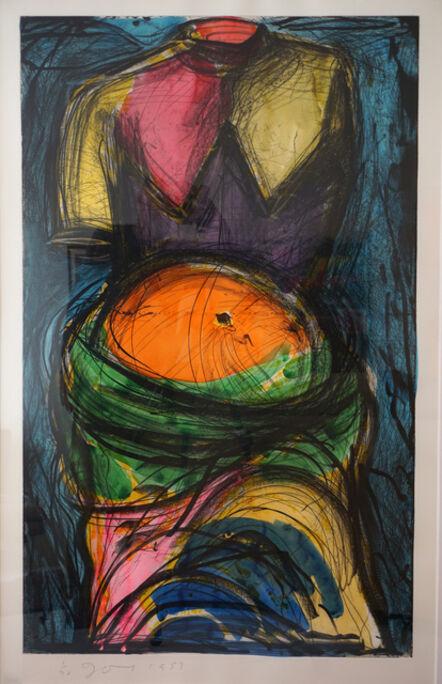 Jim Dine, 'Venus and Powdered Stone', 1993