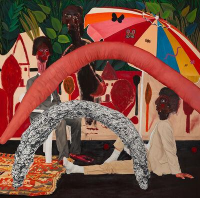 Jannis Varelas, 'Under the Two Bridges', 2021