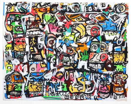 Jonas Fisch, 'The Time Artist', 2021
