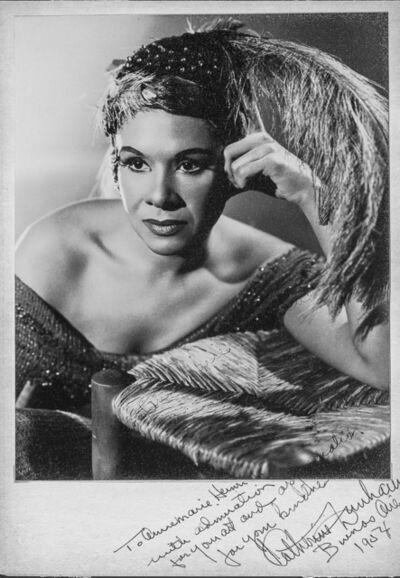Annemarie Heinrich, 'Katherine Dunham', 1954