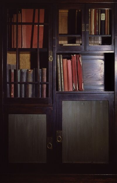 Clegg & Guttmann, 'The library as an archive', 2015