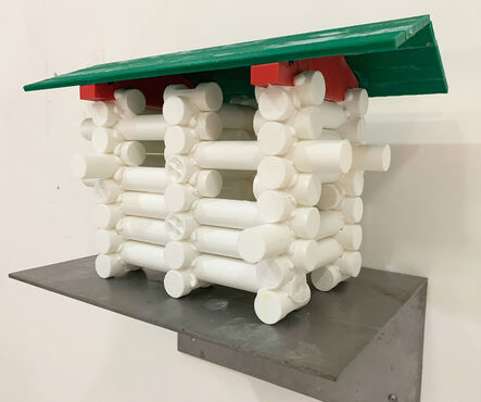Mark Power, 'Copy of Lincoln Logs', 2021