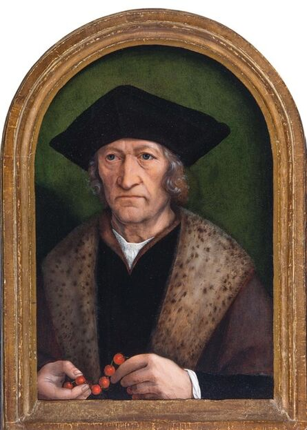 Michel Sittow, 'Portrait of a Gentleman ', c.1520