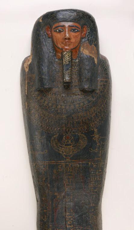 Unknown Artist, 'Coffin of Irethorrou (detail) Egyptian, Akhmim', ca. 500