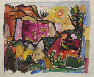David Driskell, 'Colorado Scape', 1960