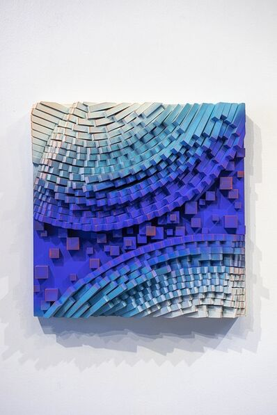 Gil Bruvel, 'Bending the Lines #43', 2019