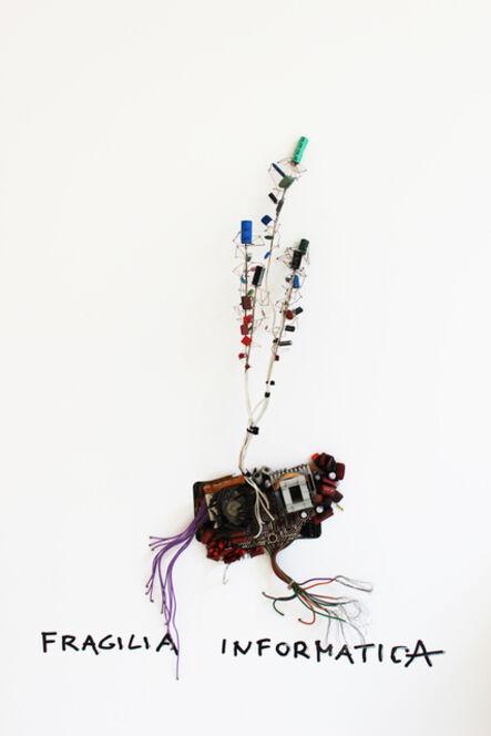 Kristof Kintera, 'Fragile Informatica', 2017