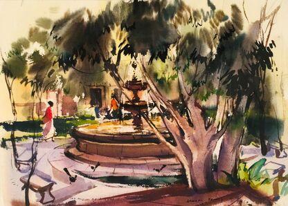 Leonard Brooks, 'San Miguel de Allende', 1960