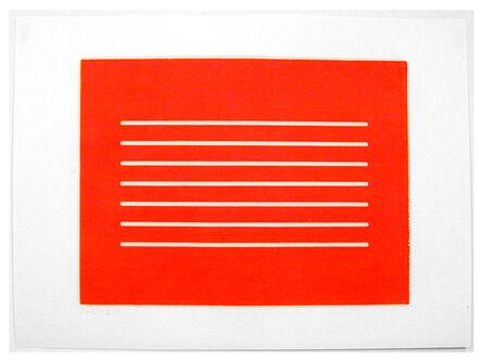Donald Judd, 'Untitled', 1961-79