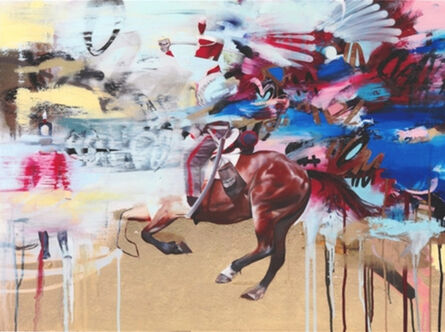 Conor Harrington, 'Tales of Blood and Slaughter', 2011