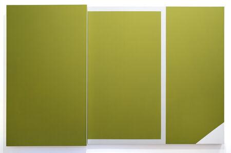 Elizabeth Jobim, 'Verde Abacate', 2014