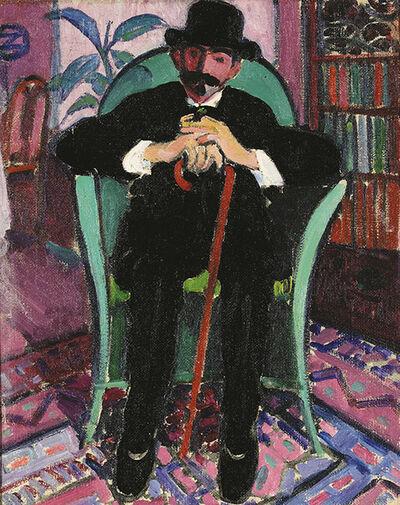 Marguerite Thompson Zorach, 'The Connoisseur', 1910