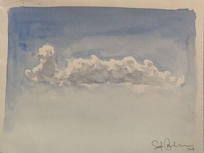 Scott Bluedorn, 'Cloud Study: Light', 2018