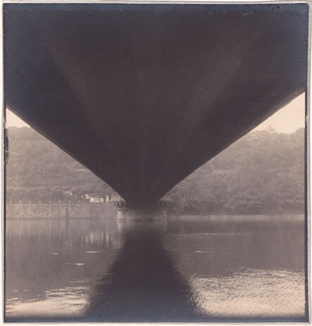 Jaroslav Rössler, 'The Bridge (Le Pont)', 1923