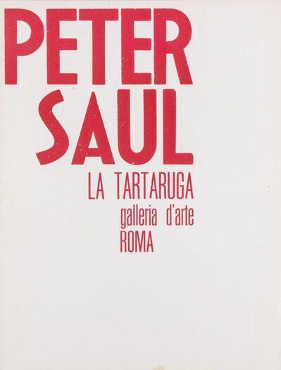 Peter Saul, 'Peter Saul', 1963