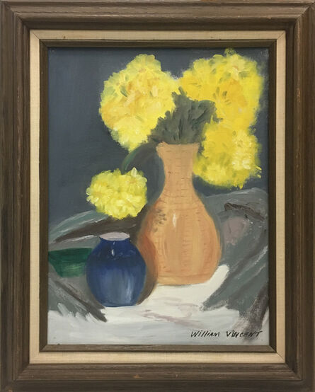 William Vincent Kirkpatrick, 'Still Life with Vases and Flowers'