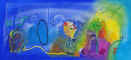 Soile Yli-Mäyry, 'Burning Stone', 2012