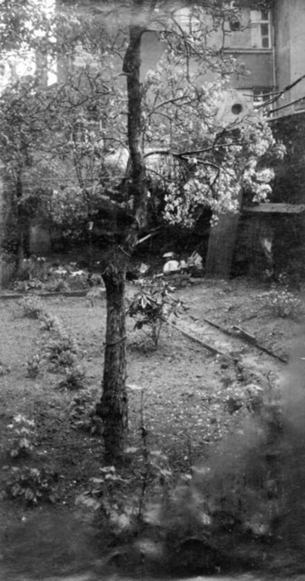 Josef Sudek, 'View from the Window of My Studio', 1940-1954