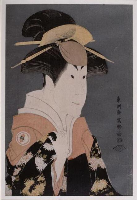 Toshusai Sharaku, 'Onnagata Segawa Tomisaburo', 1794