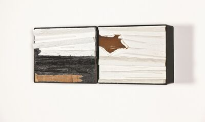 Carlos Nogueira, 'da sucessão dos dias e das noites | of the sequence of days and nights (diptych)', 2001