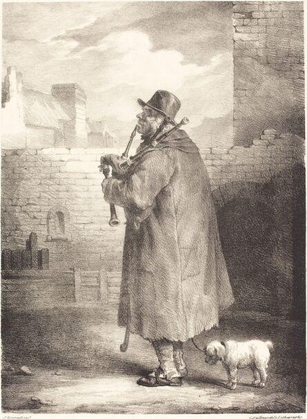 Théodore Géricault, 'The Piper'