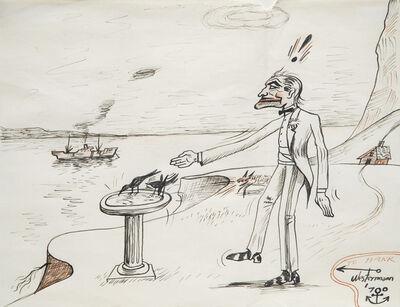 H.C. Westermann, 'To Hank', 1970