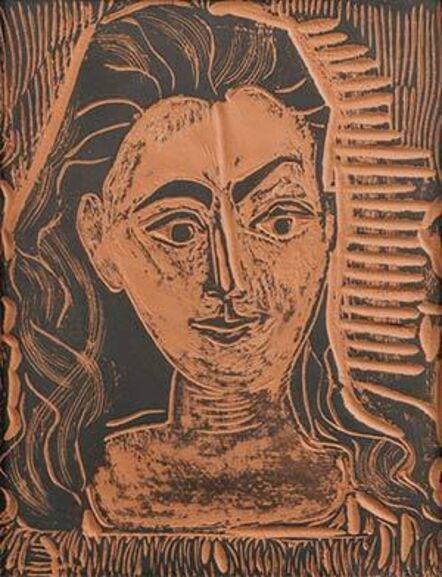 Pablo Picasso, 'Petit Buste de Femme (Little Bust of Woman)', 1964