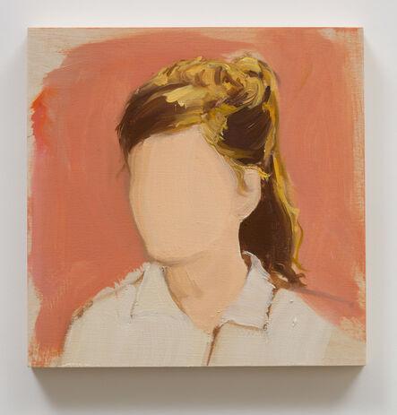 Gideon Rubin, 'Untitled (Girl With Ponytail)', 2018