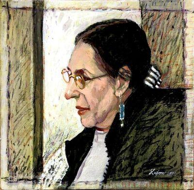 D.J. Lafon, 'Laura Warriner', 2001